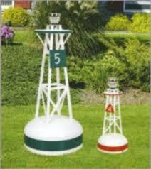 home center decor outdoor home center lawn decor ornamental buoys