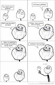 Forever Alone Girl Meme - funniest forever alone memes image memes at relatably com