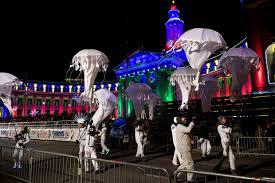 denver parade of lights 2017 photos denver s annual parade of lights the denver post