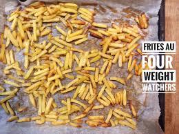 recette de cuisine au four frites au four ww recettes de cuisine avec thermomix ou pas