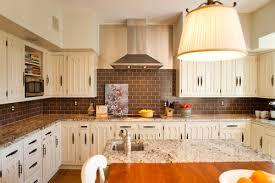 subway backsplash tiles kitchen backsplash ideas amusing brown backsplash tile white and brown