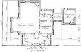 admin building floor plan national park service park structures and facilities administration