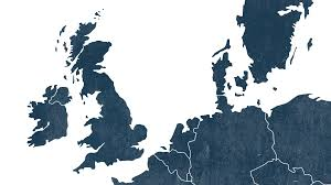 European Union Map Textured Map West Of European Union Animated For The Brexit