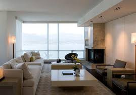 Modern Center Table For Living Room Super Modern Apartment Design Ideas With Wooden Wall And Nice