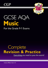 new gcse music aqa complete revision u0026 practice with audio cd