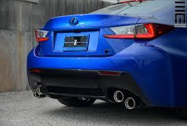 lexus rc exhaust system lexus rc f exclusive motoring miami exclusive motoring miami