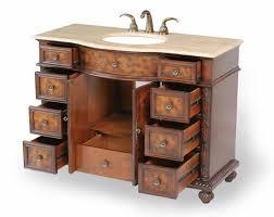 Bathroom Vanities Lowes Creditrestoreus - 48 inch white bathroom vanity lowes