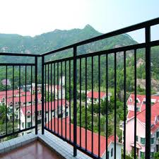 modern balcony railing design ms square pipe railingsquare