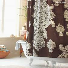 Threshold Medallion Shower Curtain by Target Home Shower Curtain Shower Curtain Rod