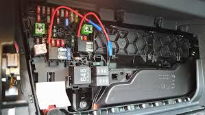 2012 Jetta Cigarette Lighter Fuse Location Mk7 R Installing A 2 Channel Dash Cam Blackvue Dr650gw 2ch