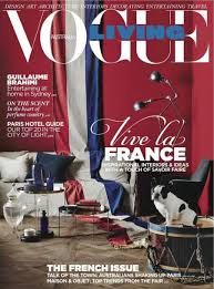 vogue living french vogue dcwdesign blog style magazine