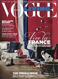 Interior Decorating Magazines by Vogue Living French Vogue Dcwdesign Blog Style Magazine