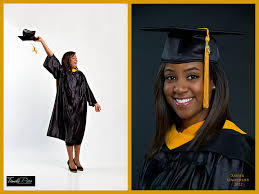 college cap and gown traditional cap gown tameka pero photography