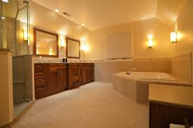 small brick wall style diy rustic bathroom ideas wood vanity top