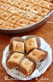 cuisine orientale facile recette facile et rapide de baklava préparée idéalement avec la