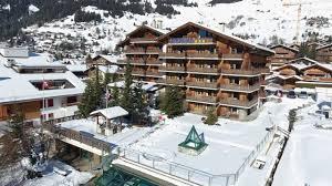 hotel montpelier verbier switzerland youtube