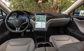 tesla inside drove a tesla model s p90d today off topic discussion forum