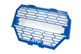Led Grill Light Bar by Inc Polaris Rzr Xp 1000 U0026 900s Blue 10