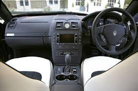 2009 maserati granturismo interior maserati quattroporte saloon review 2004 2012 parkers