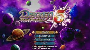 disgaea 5 alliance of vengeance on ps4 official playstation