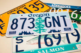 Usa License Plate Map by Vehicle Registration Plates Of Oregon Wikipedia