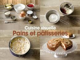 cuisine virtuelle cuisine visuelle pains et pâtisseries iphone 60 recettes 500