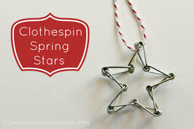 spring stars organize and decorate everything
