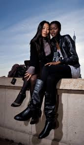Interacial Lesbians - when queer communities of color are not needed to win marriage rights