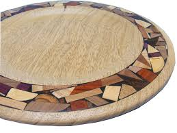 shabbat plate decorative wood challah tray bread serving plate gift