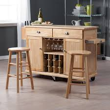 free standing kitchen island with seating kitchen fabulous movable island kitchen utility cart