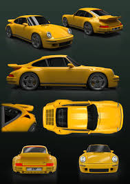 porsche yellow bird ruf ctr 2017 la renaissance du yellow bird boitier rouge