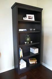 Espresso Bookcase With Doors Bookcase Espresso Castling 4 Shelf Bookcase Espresso Espresso