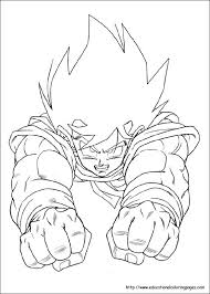 mammals coloring pages dragonball z coloring pages free for kids