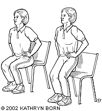 Armchair Aerobics For Elderly Chair Exercises For Seniors What Are Some Specific Exercises I