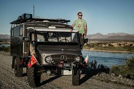 mercedes unimog truck what a 1964 mercedes unimog can teach us about adventure cars