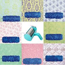 paint rollers with patterns multi applicator patterned paint roller sle tikspor