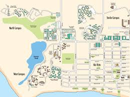 De Anza Map E Waste Campus Resources As Recycling
