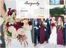 wedding colors the stunning colors of white burgundy wedding top 8 burgundy wedding color palettes you ll love deer pearl flowers
