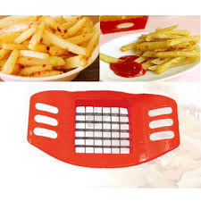 new cooking gadgets stainless steel vegetable potato slicer cutter chopper chips