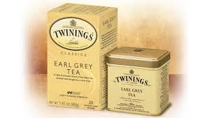 twining tea in advertising
