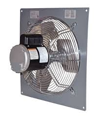 reversible wall exhaust fans wall mount panel type exhaust fan 24 inch 5400 cfm direct drive p24