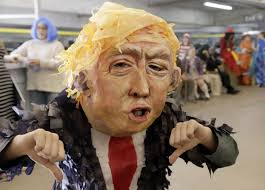 trump halloween costume podcast blow your pod he said what floyd mayweather s shocking