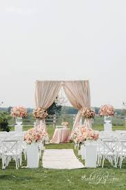 Garden Wedding Ceremony Ideas 12 Gorgeous Wedding Ceremony Decor Ideas The Magazine