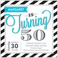 tips to write 50th birthday invitation wording u2014 all invitations ideas