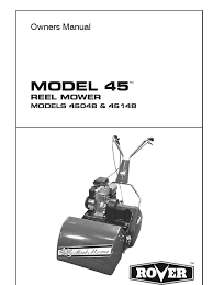 scott bonnar 45 owners manual s1942892 i 11 mower clutch