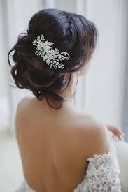 for brides best 25 bridal hair flowers ideas on flower hair