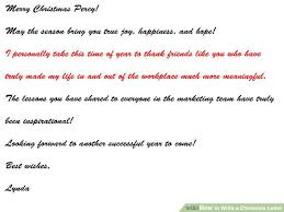 how to write a letter 15 steps with pictures