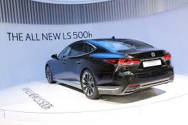 lexus f sport 2017 2018 lexus ls 500 f sport will touch down at the 2017 nyias