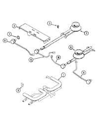 Jenn Air Gas Cooktop Troubleshooting Parts For Jenn Air Cg205w Cooktop Appliancepartspros Com