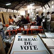 image bureau de vote election observation department of foreign affairs and trade